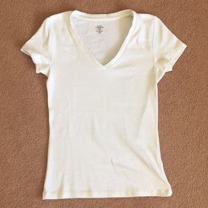H&M V-Neck Fitted Tee